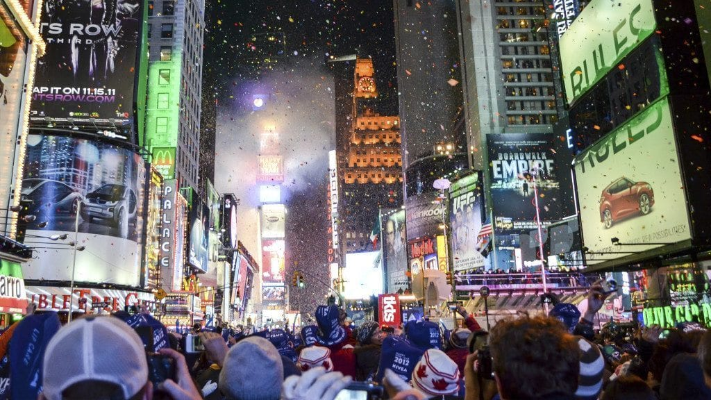 Insider S Guide To New Year S Eve In Times Square