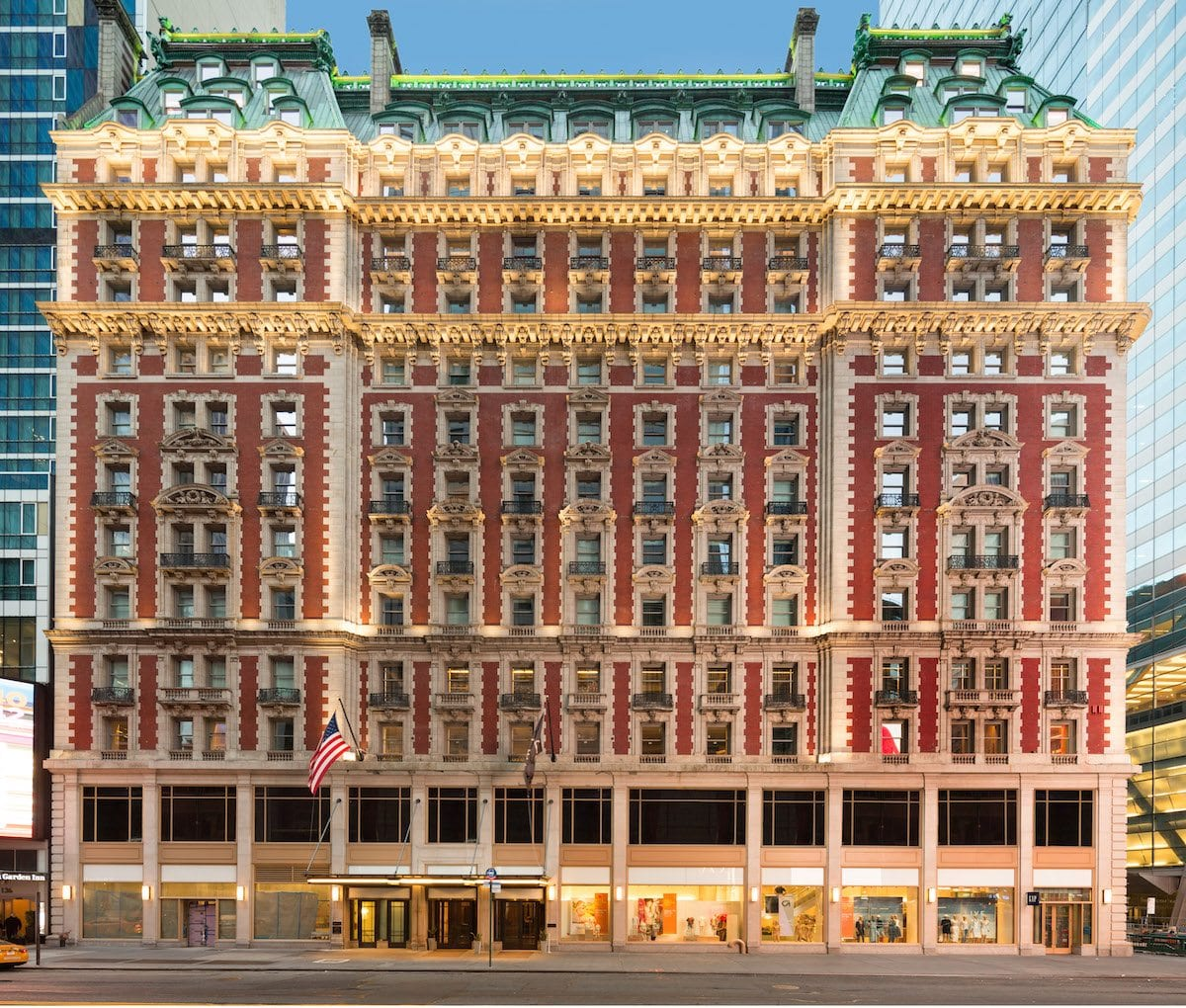 The Knickerbocker Hotel NYC   Luxury Hotel In Times Square