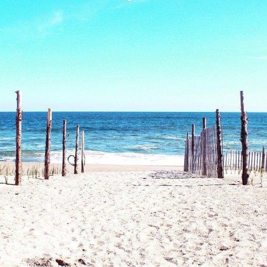 Rockaway Beach in NYC by @kristinsluyk.