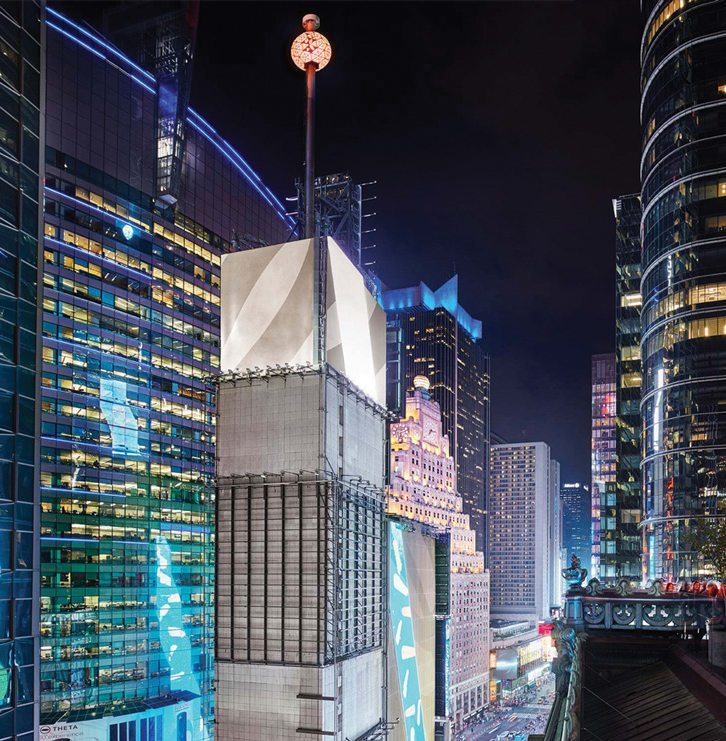 New York Ball Drop 2020.New Year S Eve Experience Atop Times Square The
