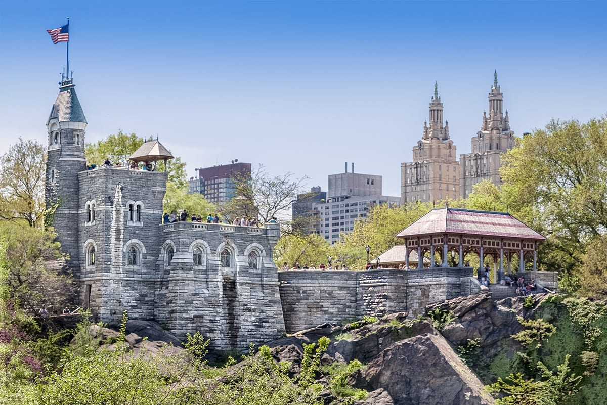 NYC-Things-to-Do-in-Central-Park-Castle