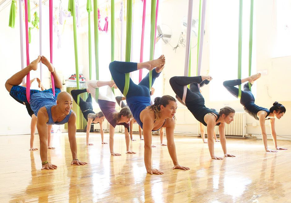 The Best Yoga Studios In Manhattan Where To Practice Yoga