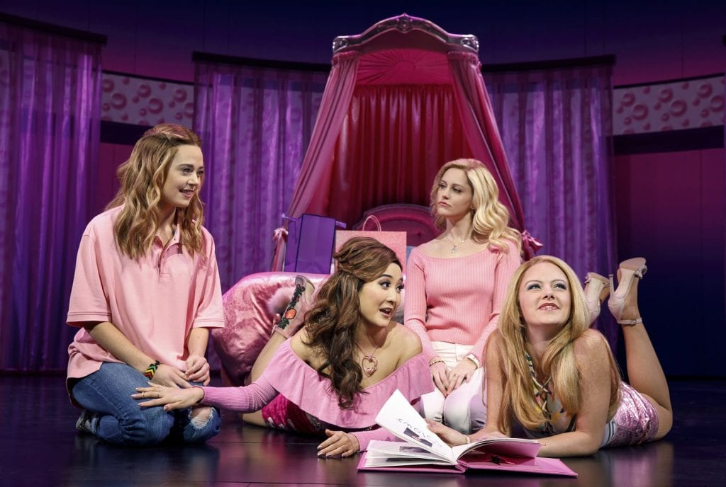 Mean Girls by Joan Marcus